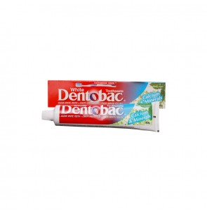Dentobac White Calcium 40gm