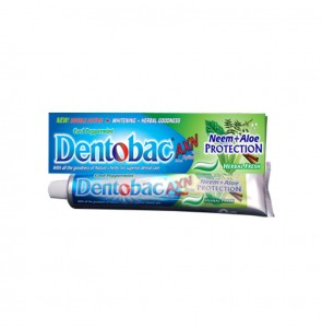 Dentobac Axn Toothpaste 100gm