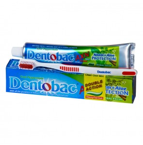 Dentobac Axn Toothpaste 180gm