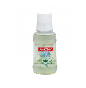Dentobac Herbal Mouthwash 160ml