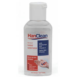 Hanclean instant hand sanitizer 50ml