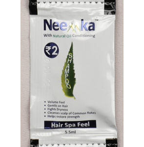 Neemka Herbal Shampoo 5.5ml x 144 sachets