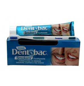 Dentobac Smokers' Toothpaste 150g