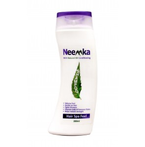 Neemka Herbal Shampoo 200ml
